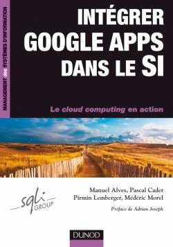 Couverture livre Google Apps